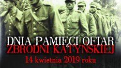 Turek. Obchody Dnia Pamięci Zbrodni Katyńskiej