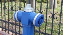Turek. Wymiana hydrantów