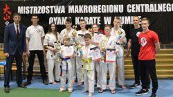 Mistrzostwa Makroregionu Centralnego w Kumite