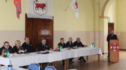 Powiatowa narada szkoleniowa jednostek OSP z terenu powiatu tureckiego