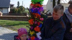 Władysławów. Konkurs na najpiękniejszą palmę wielkanocną
