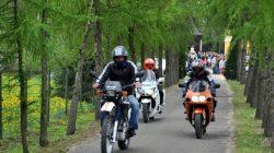 Wyszyna. Msza św. i poświęcenie motocykli