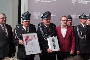 Wielkopolski Strażak Roku. Druhowie z powiatu tureckiego wśród najlepszych