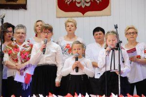 Obchody święta Konstytucji 3 Maja z karaoke po brudzewsku