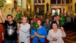 Galew. Uroczystość ku czci św. Rity