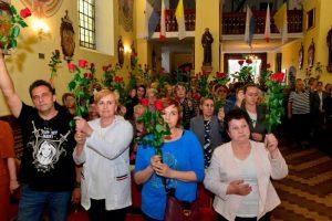 Galew. Uroczystość ku czci św. Rity - patronki na trudne czasy
