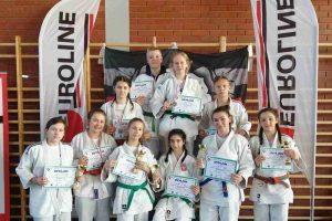 Tuliszków. Judocy dziesięć razy stawali na podium w Lesznie