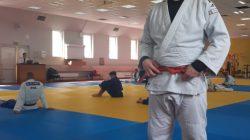 Zgrupowanie judoków w Cetniewie