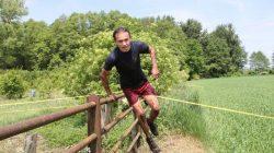 Kaczki Średnie. Pogoń Kaczora III - bieg młodzieży