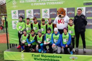 Młodzi piłkarze z Malanowa walczyli o awans do finału w turnieju o Puchar Tymbarku