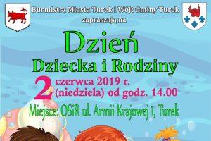Dzień Dziecka i Rodziny w Turku już 2 czerwca