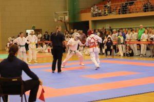 Reprezentacja Turku najlepsza w Pucharze Wielkopolski Karate SHINKyokushinkai