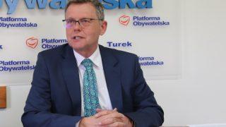 Turek. Konferencja prasowa