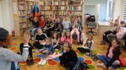 Turek. Spotkanie autorskie z Barbarą Kosmowską