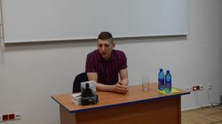 Turek. Spotkanie autorskie z Michałem Sobczakiem