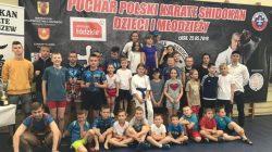 Klub Striker. Puchar Polski Shidokan w Łasku