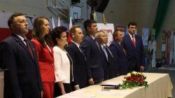 Turek. Uroczysta sesja połączonych rad miast i gmin powiatu tureckiego