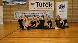 Siatkarki SP 5 Turek Mistrzyniami Wielkopolski