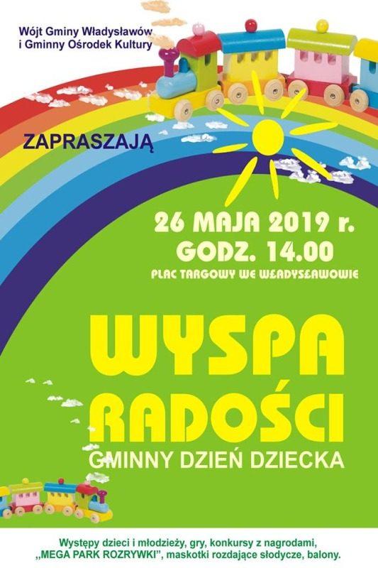 Władysławów. Dzień Dziecka