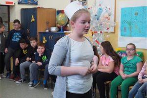 Władysławów. Earth Day w Szkole Podstawowej w Kunach