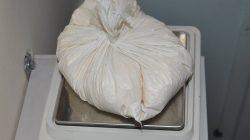 Dobra. W domu 28-latka znaleźli 10 kg amfetaminy