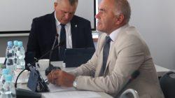 Kawęczyn. Sesja rady gminy