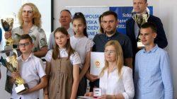 Sukcesy uczniów z SP w Przykonie