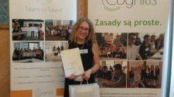 Julia Maciejewska zwyciężczyni konkursu Talent za Talent