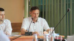 Tuliszków. Sesja rady miejskiej - Krzysztof Roman
