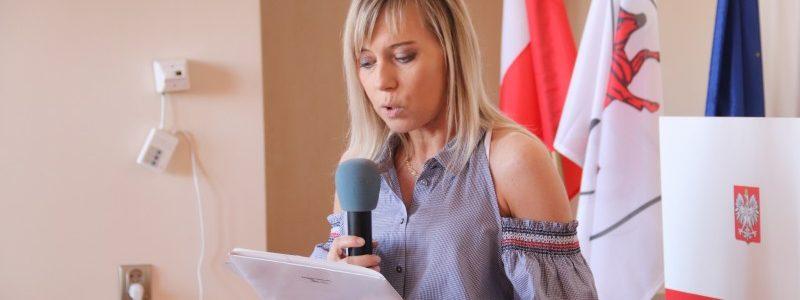 Turek. Sesja rady miejskiej - Małgorzata Wojtasiak