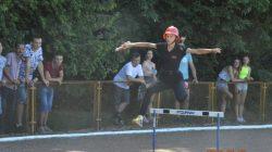 Kaczki Średnie. Gminne zawody sportowo - pożarnicze