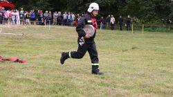 Ewinów. Gminne zawody sportowo-pożarnicze