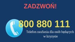 Turek. Telefon zaufania