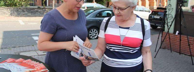 Posłanka Paulina Heinnig - Kloska w Turku