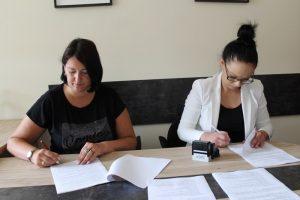 Turek. Podpisanie umowy na budowę ul. Leśna