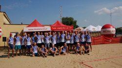 Turek. Turniej siatkówki plażowej