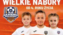 Akademia Piłkarska Reissa - Wielkie Nabory 2019