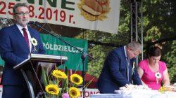Brudzew. Dożynki gminne 2019