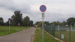 Brudzew. Zakaz parkowania na ul. Piaski