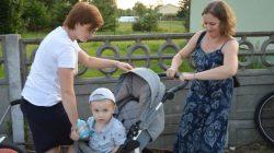 Cisew. Piknik rodzinny
