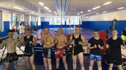 Ekipa Striker Turek trenowała z zawodowcami w Zakopanem