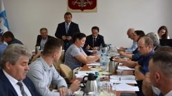 Przykona, Sesja rady gminy