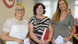 Turek. Sesja rady gminy - Beata Pieśkiewicz, Katarzyna Skotarek, Gabriela Kolenda