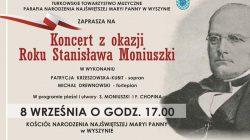 Koncert z okazji Roku Stanisława Moniuszki
