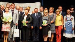 laureaci konkursu Aktywna wieś wielkopolska - Golina (2019)