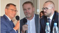 Tomasz Nowak, Piotr Piela, Romuald Antosik