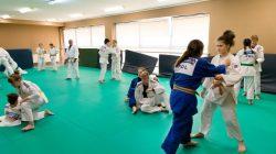 Tuliszków. Judo z mistrzem