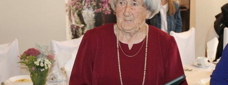 Setne urodziny turkowianki Zofii Bandosz