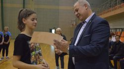 Drugie miejsce dla siatkarek MKS MOS Turek