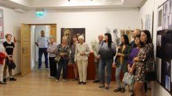 Turek. Wystawa prac uczniów Liceum Plastycznego w Kościelcu